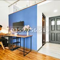 Cho thuê căn hộ dịch vụ thiết kế gác lửng cao cấp, ngay Thảo Cầm Viên, sát Quận 1 - Hình thật 100%