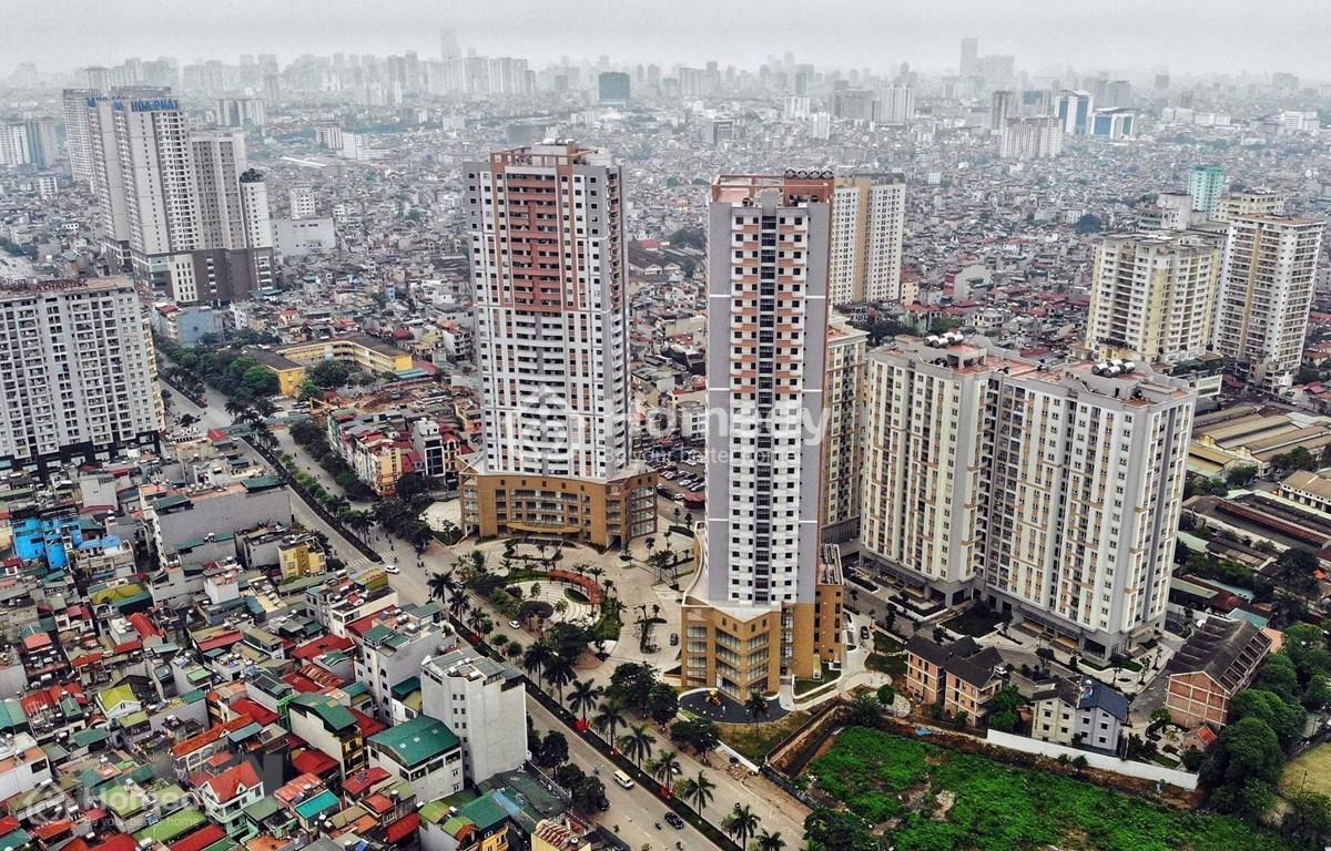 Thị trường nhà đất Hà Nội