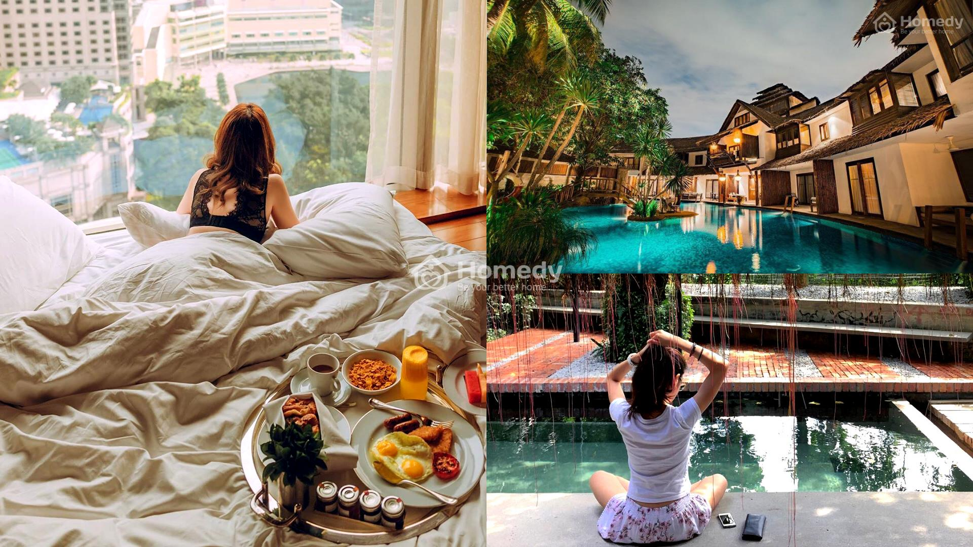 Xu hướng du lịch cuối tuần staycation