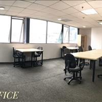 Còn duy nhất 1 phòng diện tích 45m2 cho 10 - 15 nhân viên full nội thất tại tòa nhà Việt Á, Duy Tân