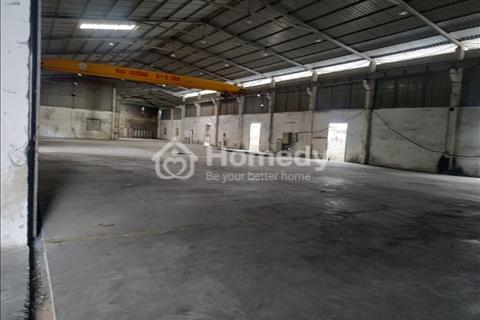 Cho thuê kho, nhà xưởng tại Triều Khúc, diện tích 200m2, 500m2, 1500m2, giá 60 nghìn/m2/tháng