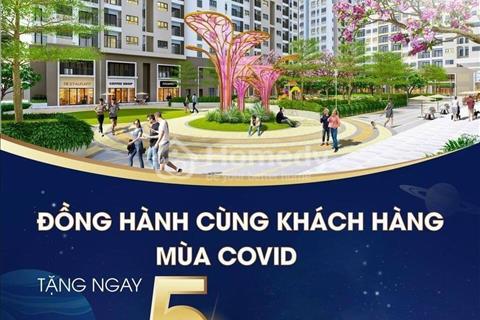 Căn hộ New Galaxy làng Đại Học Thủ Đức giá chỉ 1,65 tỷ, chiết khấu 9 -18%, tặng 1 chỉ vàng SJC