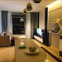 Căn hộ 3 phòng ngủ, 1 phòng khách, bếp, 2 WC, đầy đủ nội thất