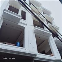 Bán nhà mặt ngõ thông tại Xuân Đỉnh 38m2 x 5 tầng, ô tô 7 chỗ vào nhà, kinh doanh tốt