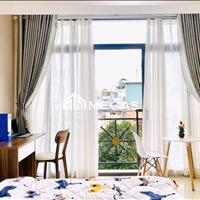 Căn hộ mới xây full nội thất cảm ứng hiện đại - có ban công/cửa sổ