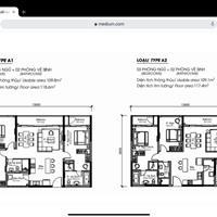 Sang nhượng căn 3 phòng ngủ View Đại lộ 117m2, Diamond Alnata, 5tỷ830 giá full phí