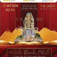 Chào đón 31/10 mở bán căn hộ The Light trung tâm Tuy Hòa Phú Yên