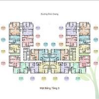 Bán căn hộ chất lượng tại chung cư Bình Minh Garden 93 Đức Giang, hỗ trợ LS 0%, giải ngân song song
