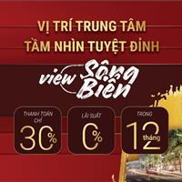 Mở bán đợt 1 căn hộ biển hot nhất Phú Yên, 1.3 tỷ/căn, chiết khấu 5%