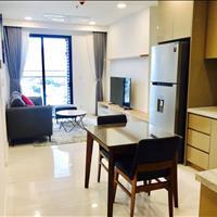 Kingdom 101 - cho thuê căn 1 phòng ngủ full nội thất y hình giá 17tr bao phí quản lý, view Landmark