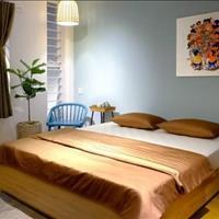 Cho thuê căn hộ dịch vụ full nội thất 1 phòng ngủ 1 phòng khách Kỳ Đồng Quận 3 giá 7.2 triệu