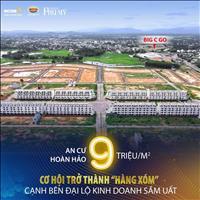 Mở bán Block Kim Cương, mặt tiền quốc lộ, khu đô thị Phú Mỹ