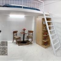 Cho thuê căn hộ dịch vụ Phạm Văn Bạch Gò Vấp - gác xếp cao 1m6 giá 4.10 triệu