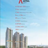 Căn hộ cao cấp Astral City, mặt tiền Đại lộ Bình Dương, thanh toán 5%/6 tháng