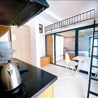 Cho thuê căn hộ chung cư mini quận 4 - đầy đủ nội thất, ban công rộng, giá rẻ, mới xây