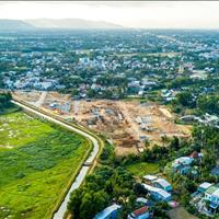 Bán đất xây nhà lô góc trung tâm thành phố Quảng Ngãi 2 mặt tiền, giá rẻ