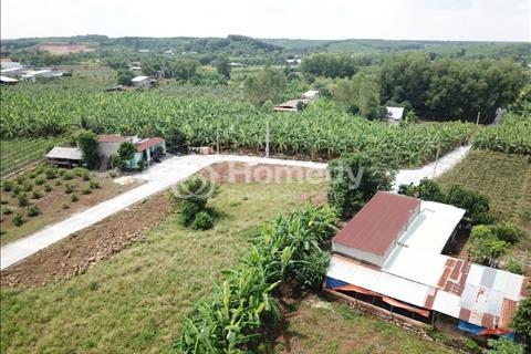 Đất vườn Vĩnh Tân giá rẻ 1018m2 680 triệu view suối thiên nhiên nở hậu