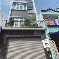 Bán nhà hẻm xe hơi Quận 10 - Thành phố Hồ Chí Minh giá 5.70 tỷ