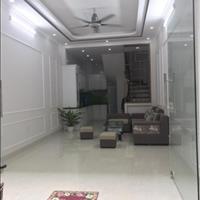 Bán nhà ngã tư Lê Thanh Nghị, Hai Bà Trưng, 5 tầng mới đẹp, ô tô gần nhà, khu chia lô, 4,6 tỷ