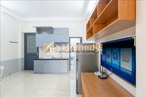 Căn hộ Tân Phú Studio - 1 phòng ngủ 40m2 full nội thất - mới 100% - máy giặt riêng