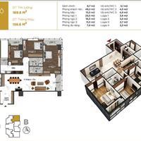 Bán căn hộ Sunshine Center - Hà Nội giá 6.20 tỷ
