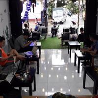 Chính chủ cần sang nhượng gấp Cafe mặt tiền chợ Tân Mỹ, có vỉa hè rộng, thiết kế đẹp