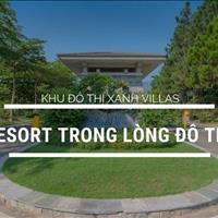 Chỉ từ 7 tỷ sở hữu biệt thự nghỉ dưỡng ven đô đẳng cấp nhất phía Tây Nam Hà Nội - Xanh Villas