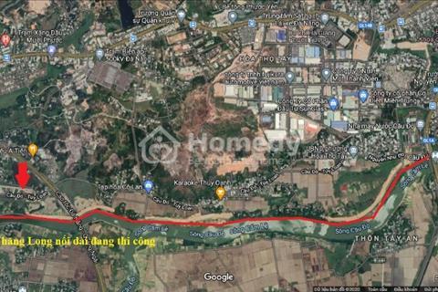 Bán lô đất khu tái định cư Cầu Đỏ - Túy Loan, điện lực Hòa Vang, khu vực đông dân, giá đầu tư