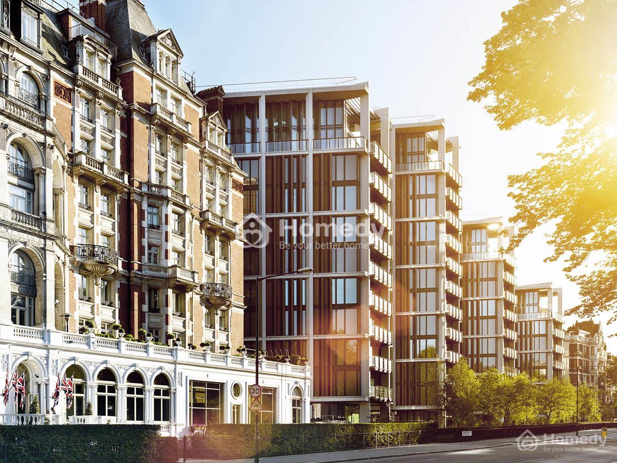 Các căn hộ penthouse hai tầng 1.580 mét vuông là niềm mơ ước của rất nhiều tỷ phú.