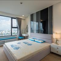 Cần cho thuê 1 phòng ngủ - 48m2 full nội thất cơ bản - giá 12tr/tháng, đầy đủ tiện ích, hồ bơi, gym