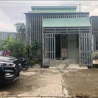 Cần tiền bán gấp căn nhà 1 trệt 1 lửng 80m2 (5x16m) sổ hồng riêng, dân cư đông, liên hệ
