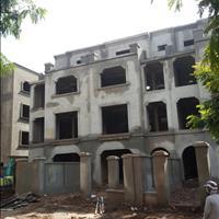 Biệt thự song lập nhà vườn Nam An Khánh 226m2, MT 7,5m, xây thô hoàn thiện mặt ngoài, giá chỉ 7 tỷ