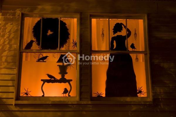 Trang trí cửa sổ phòng ngủ
