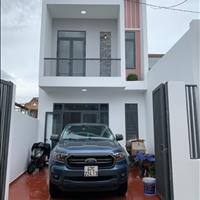 Bán nhà mới một trệt 1 lầu đầy đủ nội thất diện tích 5x19,5m nở hậu 6,5m