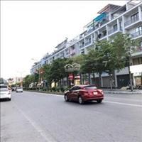Bán nhà liền kề Mon Bay mặt đường Trần Quốc Nghiễn 24,x tỷ