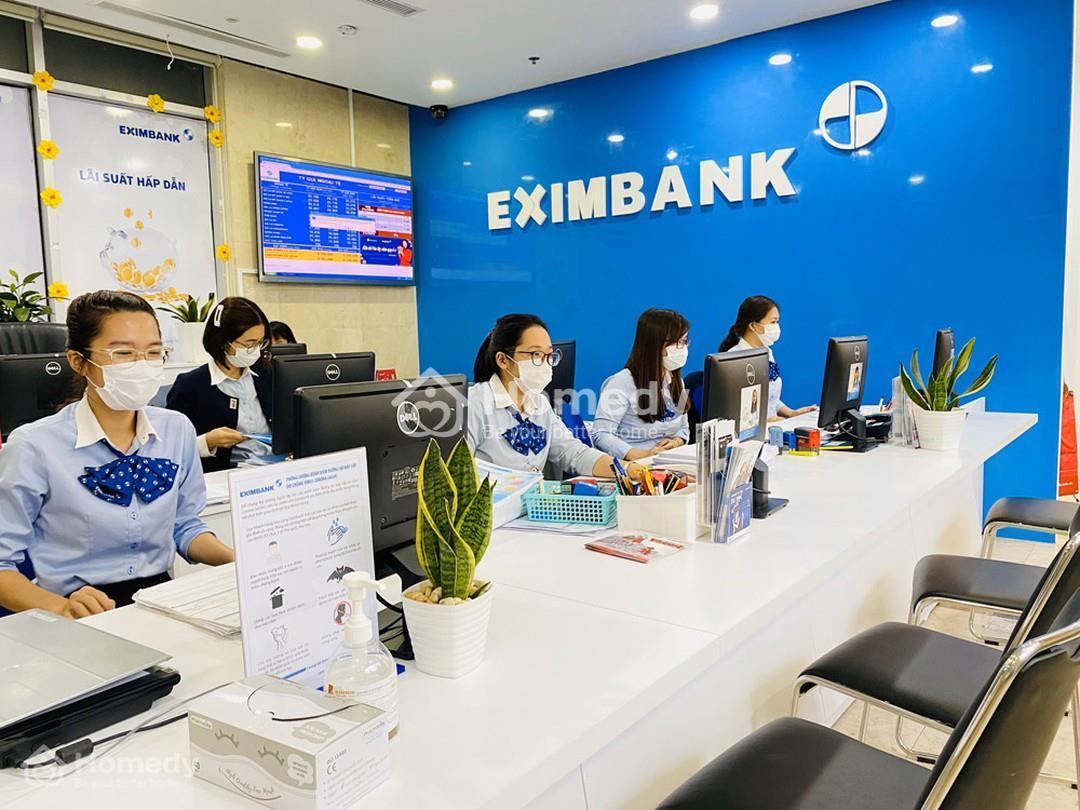 Eximbank là một trong những ngân hàng uy tín và chất lượng nhất trong hệ thống ngân hàng ở Việt Nam