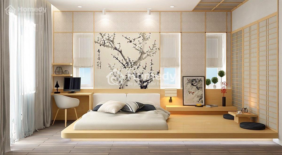 Cách trang trí phòng ngủ không có giường với món đồ decor độc đáo