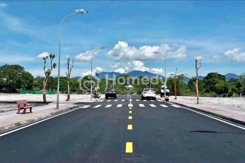 Mở bán đất ven biển Bãi Dài view trực diện Đầm Thủy Triều, đường (30m) sổ đỏ thổ cư, NH cho vay 70%