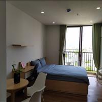 Cho thuê căn hộ Studio 30m2 giá cực rẻ hỗ trợ dịch, full nội thất, có ban công