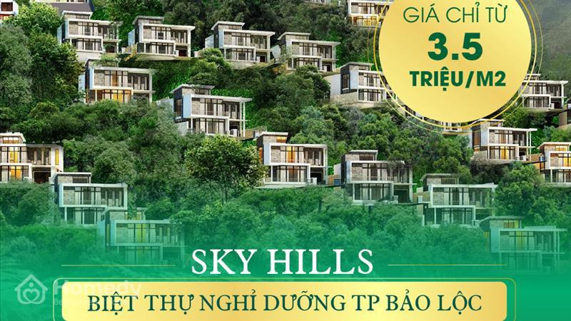 Dự án Sky Hills Bảo Lộc - ảnh giới thiệu