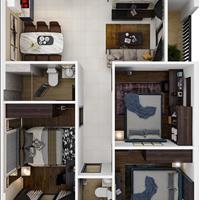 Giỏ hàng các căn 3 phòng ngủ block A dự án Eco Xuân Bình Dương, tặng gói nội thất 60 triệu