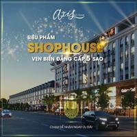 Liền kề, Shophouse, Biệt thự mặt tiền ven biển 27-33tr/m² tại Axis Hồ Tràm