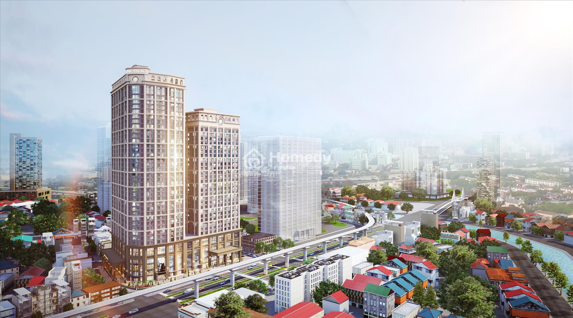 Dự án chung cư King Palace tại Hà Nội