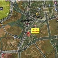 Bán đất nền tại thôn Cổ Rùa, xã Phú Mãn, Quốc Oai, diện tích 80m2 giá từ 10tr/m2