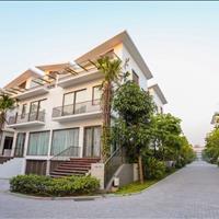 Bán biệt thự Khai Sơn Hill Long Biên có hầm để xe, giá từ 23.5 tỷ