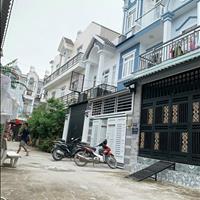 Bán nhà hẻm xe hơi , sổ hồng riêng : 5,5 x 17m , 1 Lầu đúc thật , Lê Văn Lương , Nhà Bè