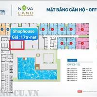 Cho thuê Shophouse chung cư Wilton hàng độc quyền từ NV chủ đầu tư Nova giá 17tr/tháng - net