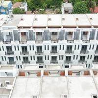Nhà phố view sông Thạnh Lộc Quận 12, 1 trệt 4 lầu, trả góp 20 năm, tặng SH 150i