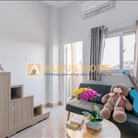 Căn hộ cho thuê có gác Quận Tân Phú - Full nội thất - Khuông Việt