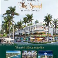 Thanh Long Bay - Nhà phố thương mại biển 2 mặt tiền - Bình Thuận giá 5.2 tỷ